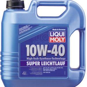 Ημισυνθετικό Λιπαντικό SUPER LOW FRICTION10W-40