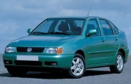 VW POLO CLASSIC 2000