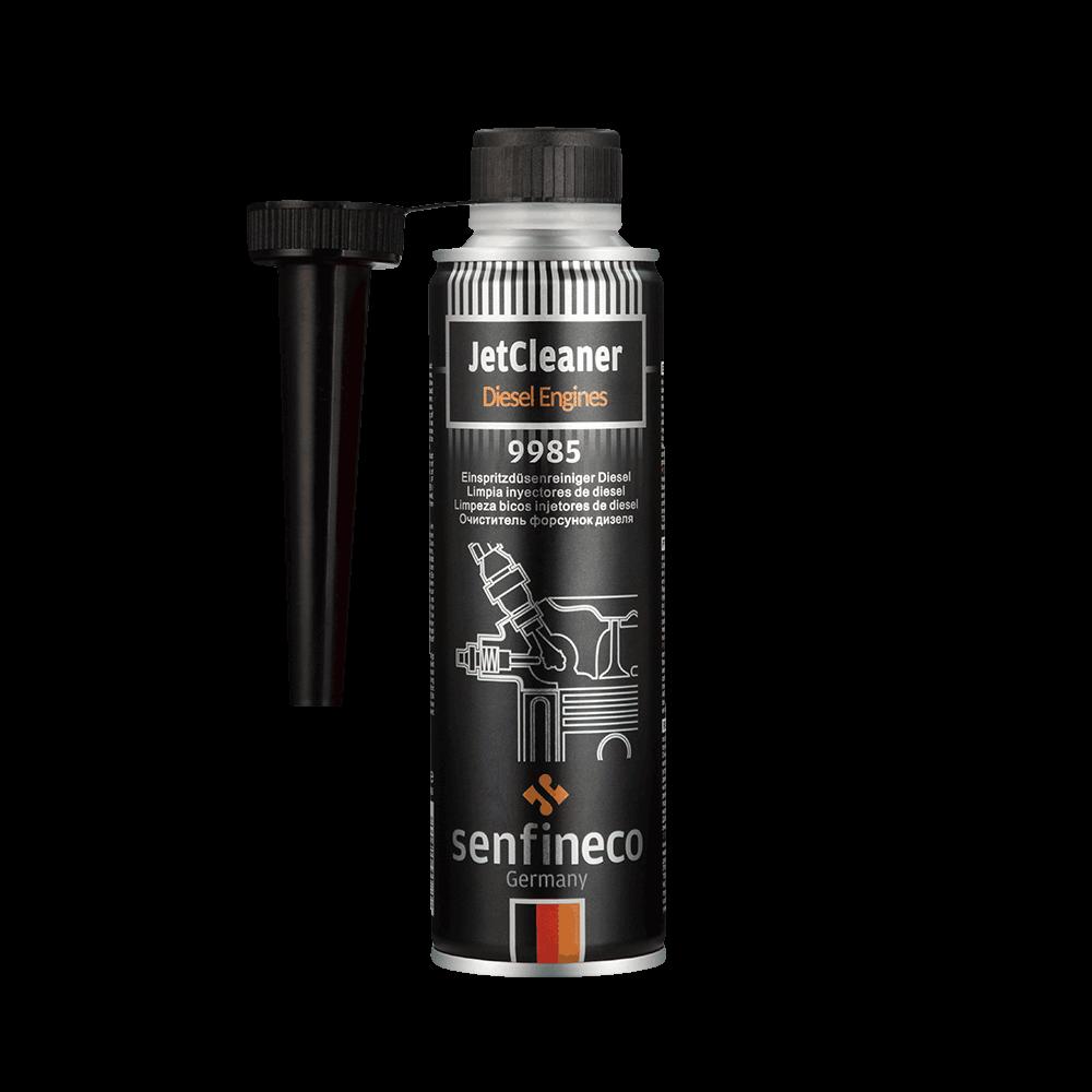 ΚΑΘΑΡΙΣΤΙΚΟ ΜΠΕΚ ΠΕΤΡΕΛΑΙΟΥ Diesel Injector Cleaner (9985) SENFINECO