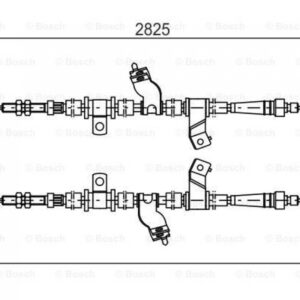 ΝΤΙΖΑ ΣΥΡΜΑ ΧΕΙΡΟΦΡΕΝΟΥ DAEWOO MATIZ (HMM3166) Original / genuine part numbers: 96482028, 96316682, 96518596, HMM3166